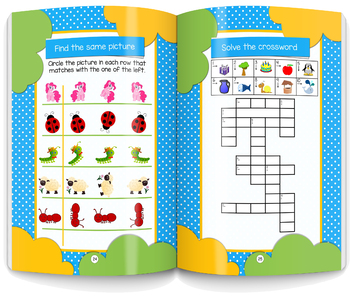 Preschoolers fun activity resources
