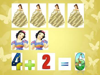 Addition and Subtraction to 10 - Fun math - PowerPoint presentation