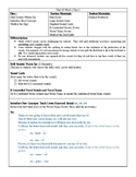 fun phonics lesson plans Unit 10 Week 1 EDITABLE