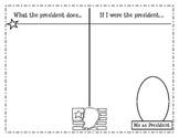 fun presidents day graphic organizer
