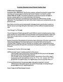 function notation, group project, functions, evaluation