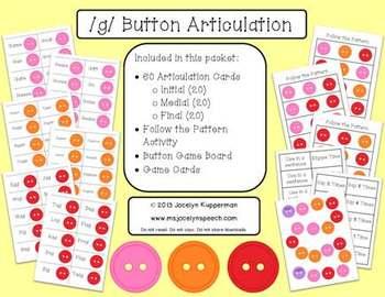 /g/ Button Articulation