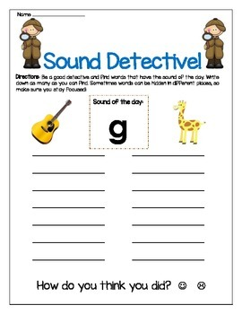 g sound Write The Room Center