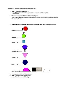geometry polygons worksheet CCSS 2.G.A.1, 3.G.A.1,4.G.A.2,