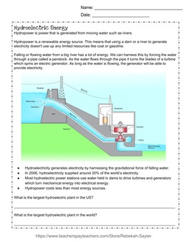 Geothermal, Tidal, Biomass, and Hydroelectric Energy: Renewable Energy
