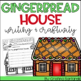 Christmas Activities: Gingerbread writing activity