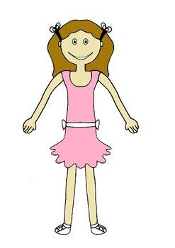 girl clipart