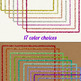 glitter page borders with transparent backgrounds - .png files