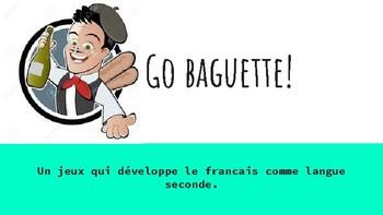 go baguette!