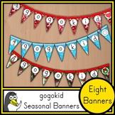 gogokid Classroom Banner Collection