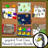 gogokid | Trial Class Reward System Bundle