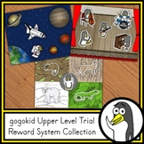 gogokid Upper Level Trial Class Reward System Collection