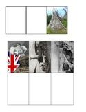 grade 5 Alberta Atlantic Region Social Studies Lapbook templates