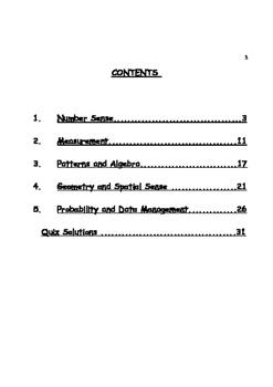 grade 7 ontario maths revision guide