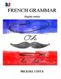 Grammaire française, french grammar, french immersion, version 1, (#143)