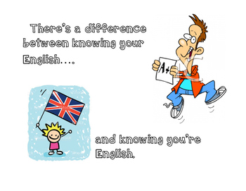 grammar funny poster - you're/ your