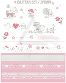 graphic for artboards, notebook, notes, scrapbook, stickers, etc.