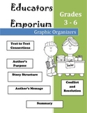 compare and contrast graphic organizers 1