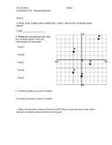 graphing coordinates, plotting positive neg numbers on line plot