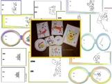 greeting cards, art, symmetry