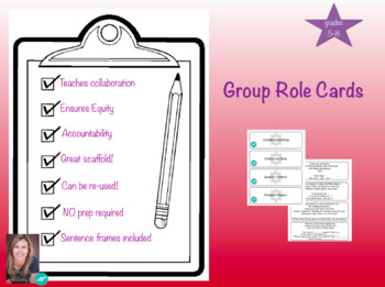 group role cards 5-8