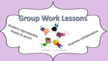 group role cards k-2