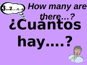 guessing game with numbers in Spanish