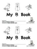 Guided Reading Alphabet Books - Letter B - Level 3