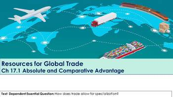 Ch 17.1 Absolute and Comparative Advantage - Global Trade Economics