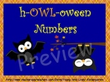 h-OWL-oween Numbers for ActivBoard
