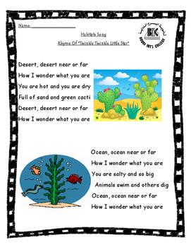 habitat song