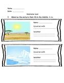habitats test