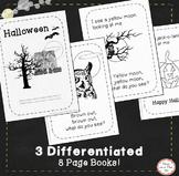 """Halloween """"What Do You See Books"""" Preschool, Kindergarten, First Grade"""