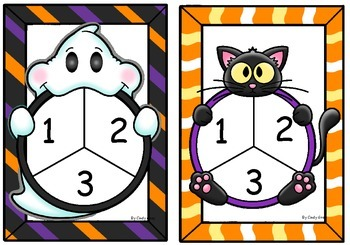 Halloween CVC Game