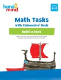 hand2mind Math Tasks with Cuisenaire Rods, Equivalence and