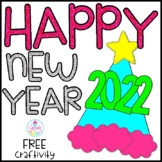 Happy New Year! {FREE Craftivity}