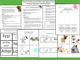 The Dog Days of Sequencing: Literacy-Based Teaching of Sequencing and Retelling