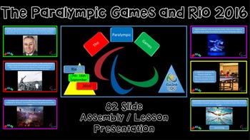 The Paralympic Games and Rio 2016 Presentation