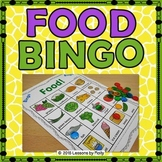 Healthy Food Choices {Bingo}