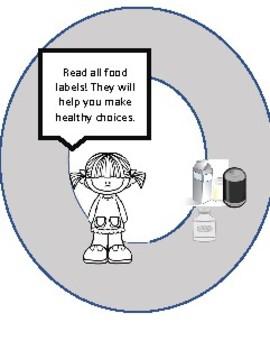 healthy me - nutrition