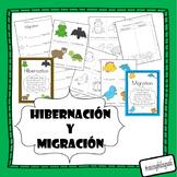 hibernacion y migracion (hibernation and migration-Spanish)
