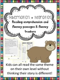 hibernation and migration fluency and comprehension leveled passages