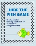 hide the fish preschool game