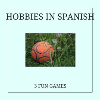 hobbies in spanish / pasatiempos y actividades