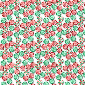 holiday digital paper with peppermint pattern; 10 .jpg files TPT187