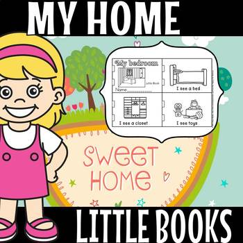 home little books(50% off for 48 hours)