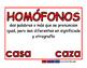 Homografos/Homofonos rojo