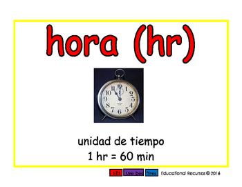 hour/hora meas 2-way blue/rojo