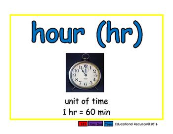hour/hora meas 2-way blue/verde
