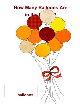 how many balloons???